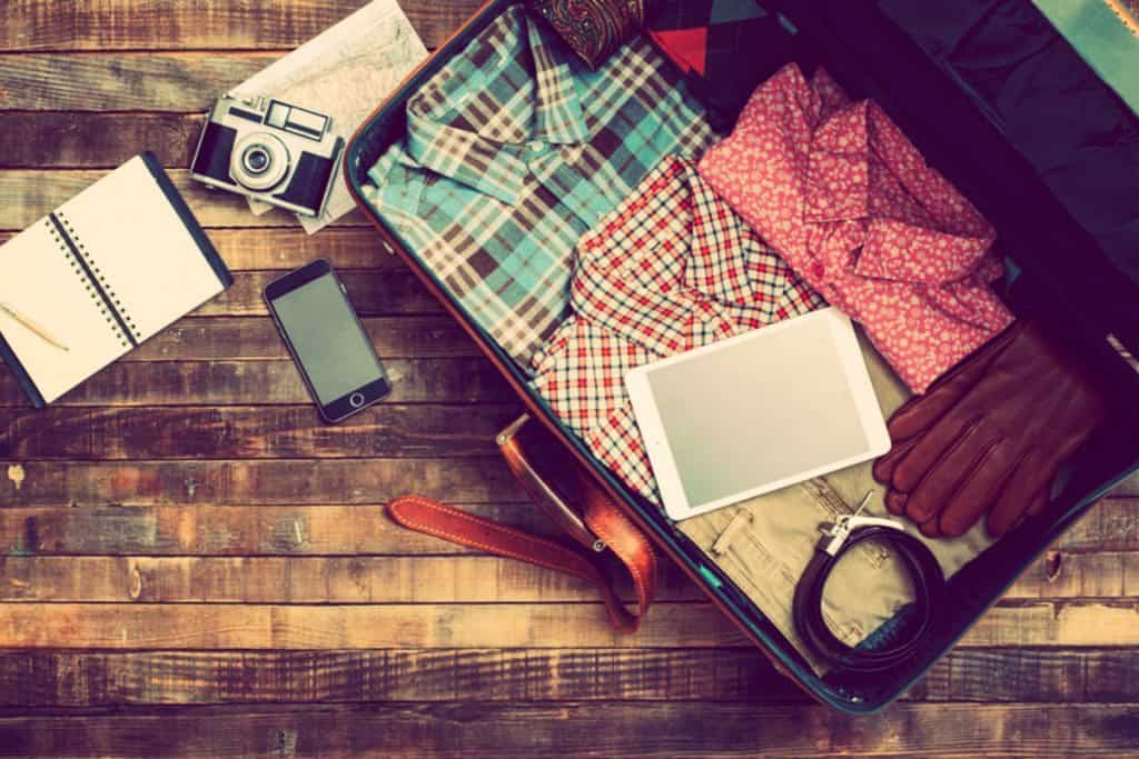 How to pack for business trip