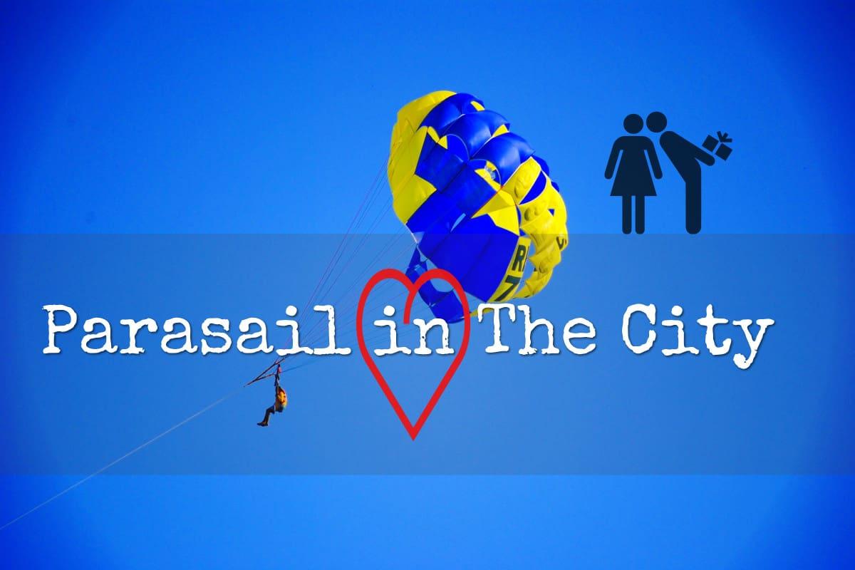 Parasail Date Adventure