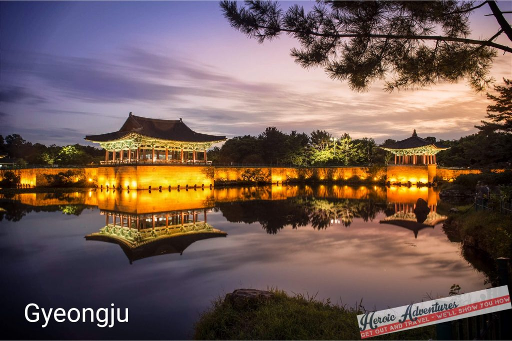 Gyeongju South Korea