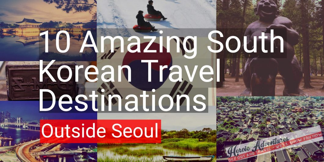Sout Korean Travel