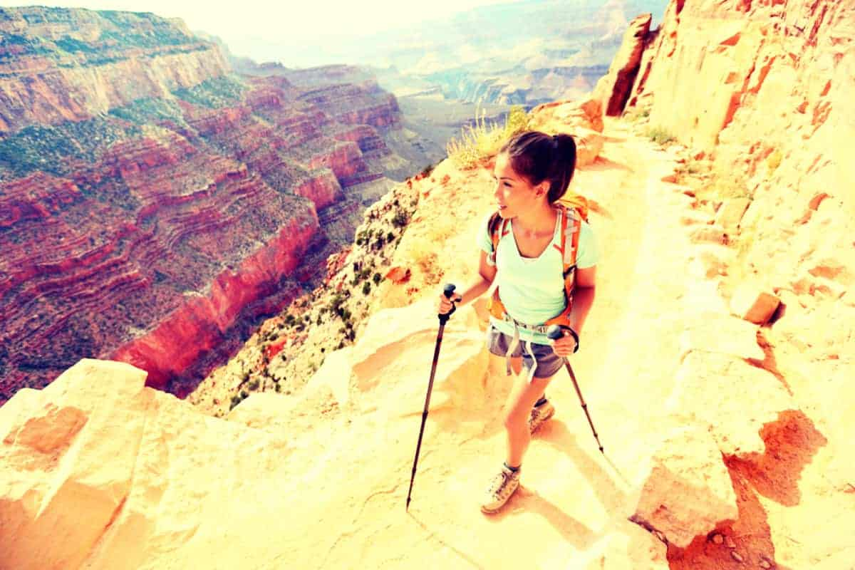 Advantages of Using Trekking Poles