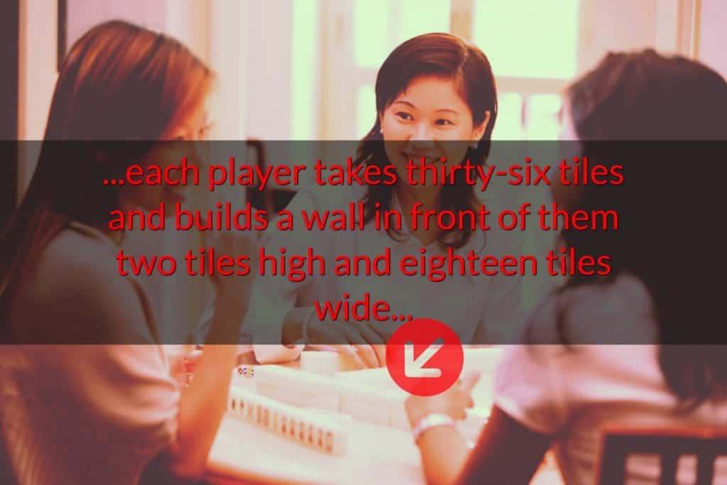 Building Wall Mahjong