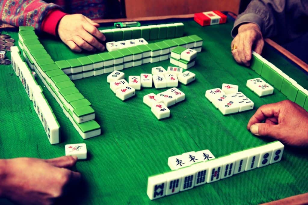 how easy is mahjong?
