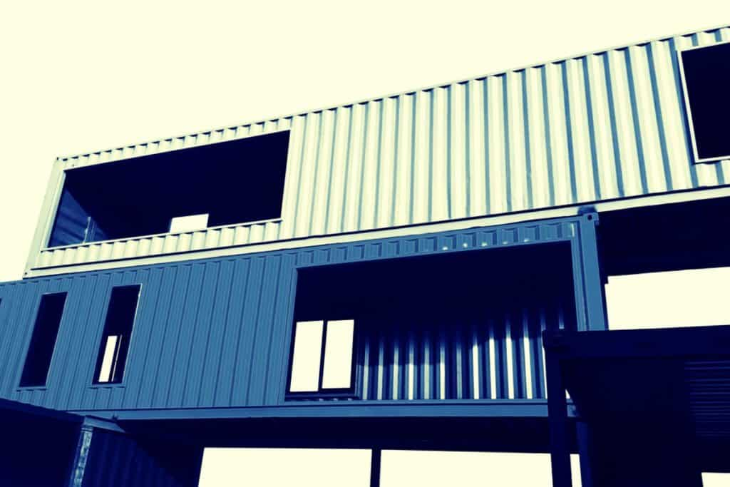 House Design Using Shipping Containers