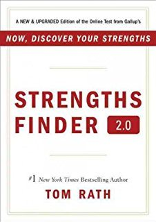 Strengths Finder 2.0 Book