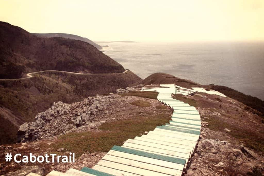 Cabot Trail Canada Travel