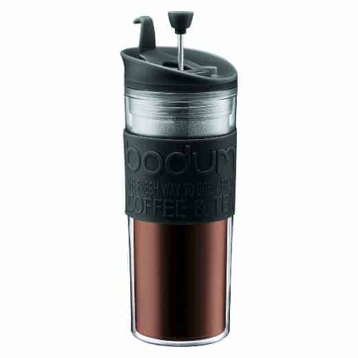 travel French press mug