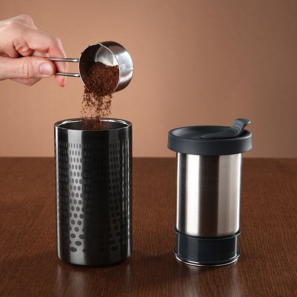 Hot Coffee Anywhere Cordless