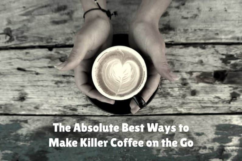 best coffee makers for travel
