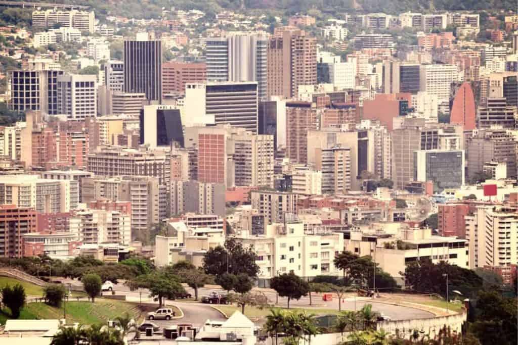 Caracas Venezuela City