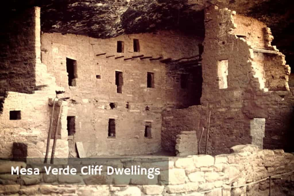 best preserved cliff dwelling