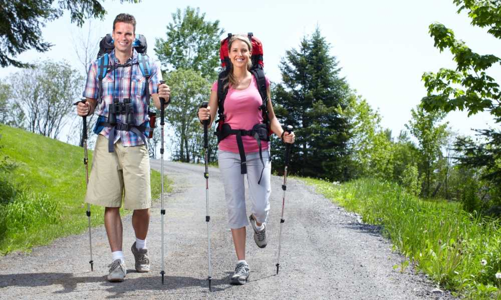 Are trekking poles necessary?
