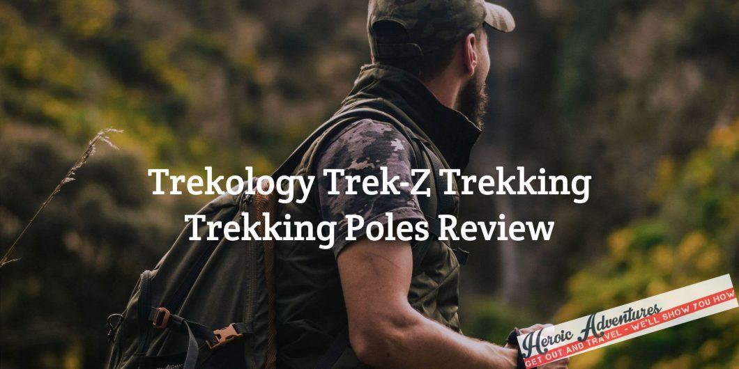Trekology Trek-Z Trekking Trekking Poles