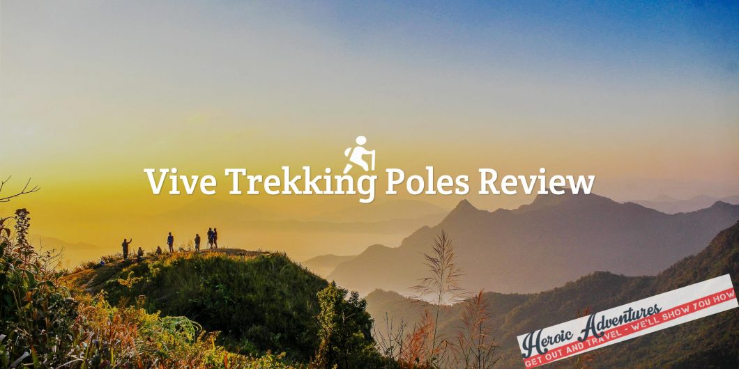 Vive Trekking Poles Review