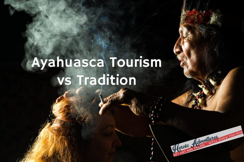 Ayahuasca Tourism vs Tradition: Clashes in Culture