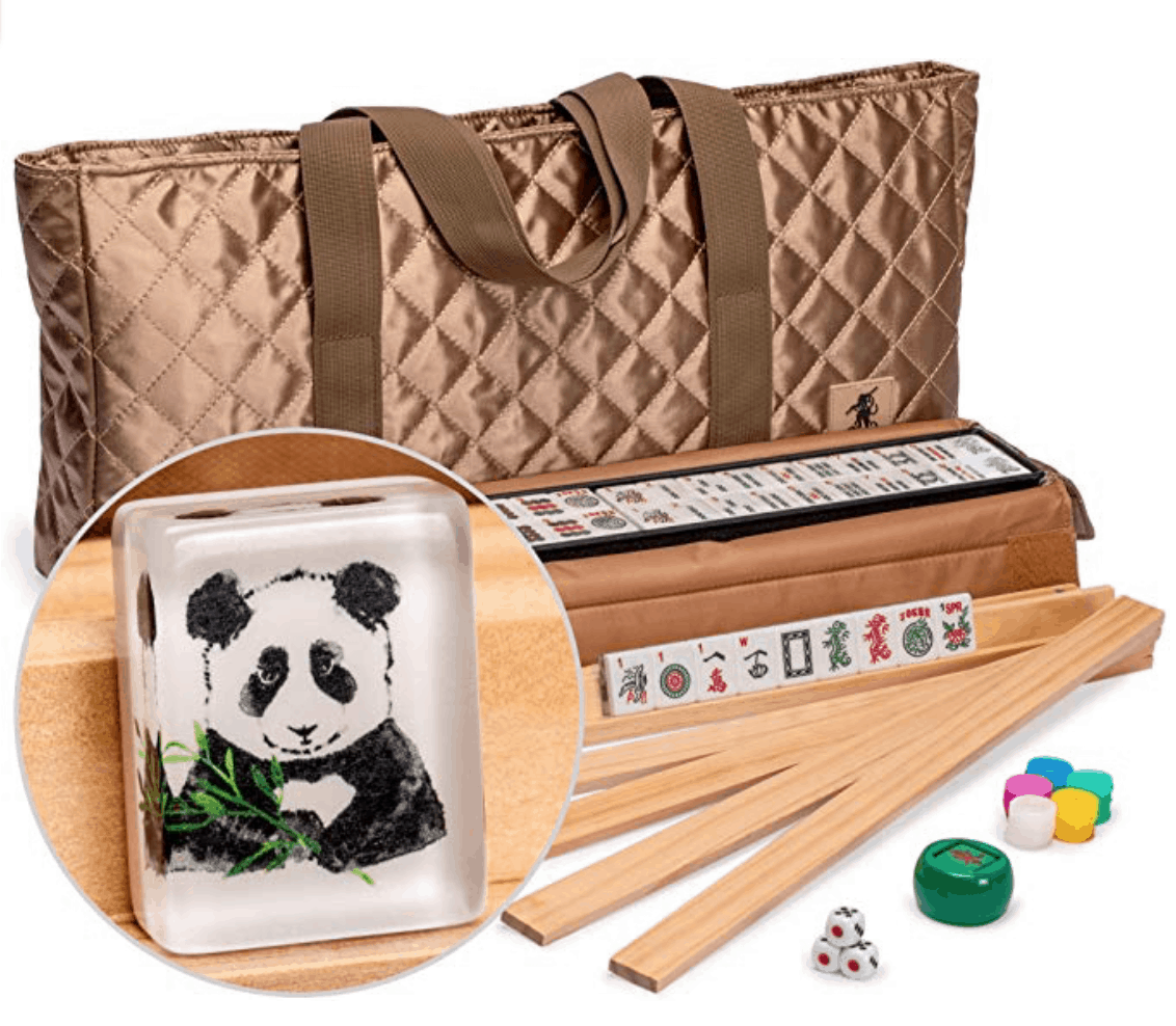 Mahjong Panda Set