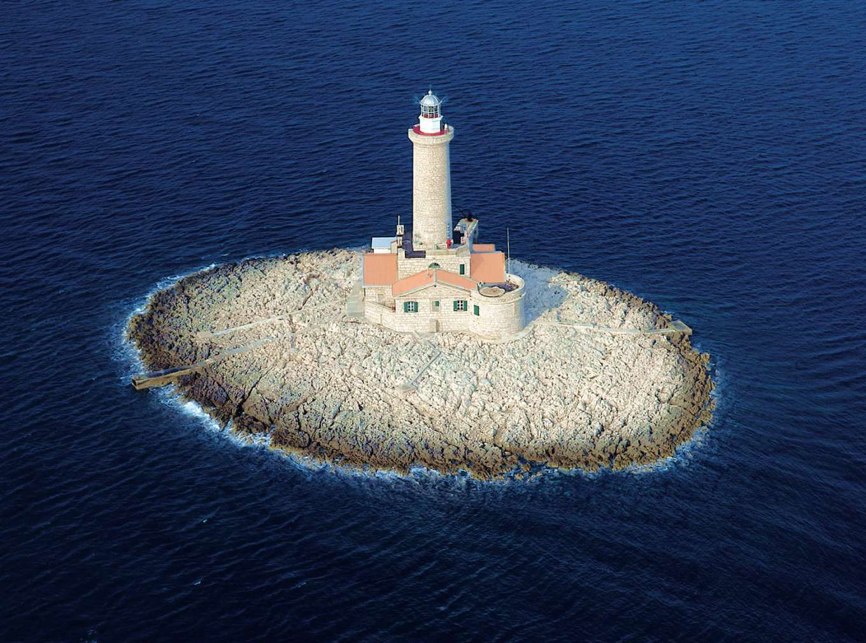 Porer Island, Croatia